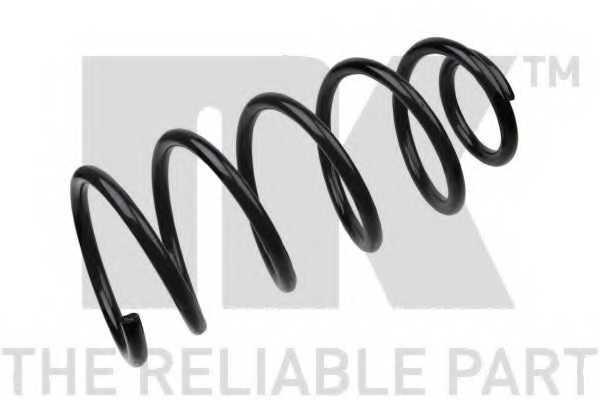 Пружина ходовой части NK 5347124 - изображение
