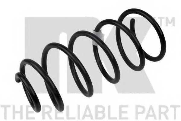 Пружина ходовой части NK 534782 - изображение