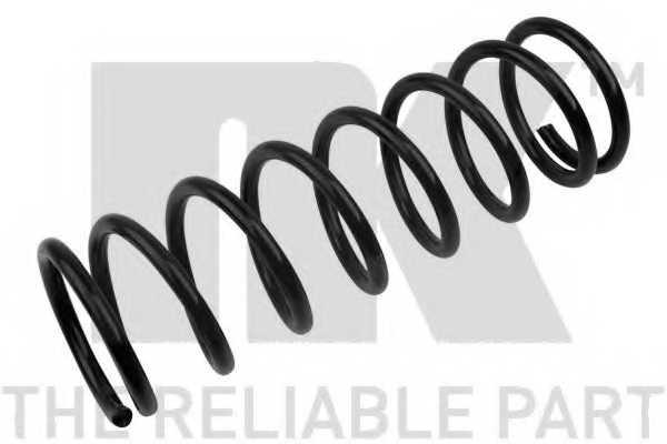 Пружина ходовой части NK 542537 - изображение