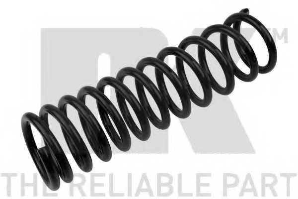 Пружина ходовой части NK 542538 - изображение
