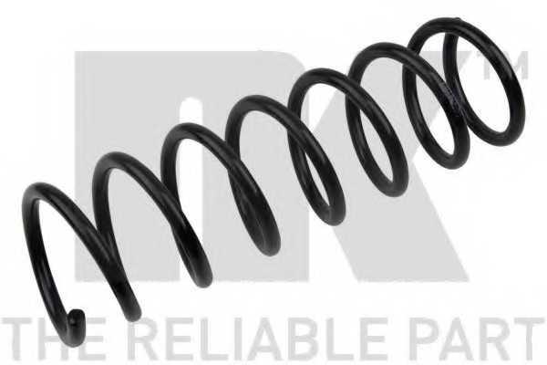 Пружина ходовой части NK 542552 - изображение