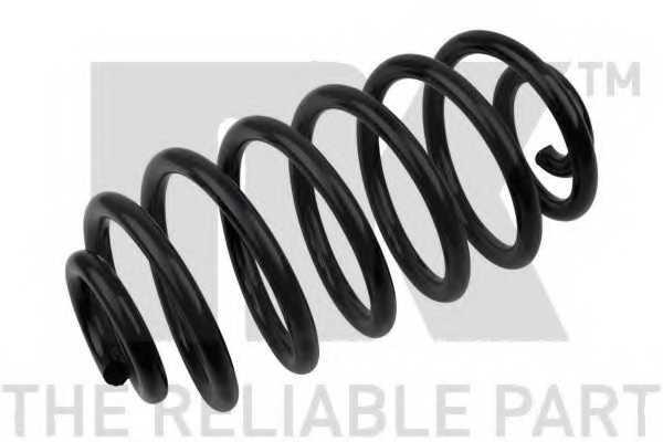 Пружина ходовой части NK 543657 - изображение