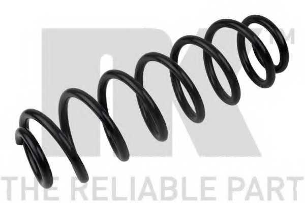 Пружина ходовой части NK 544309 - изображение