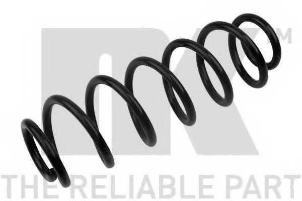 Пружина ходовой части NK 544760 - изображение