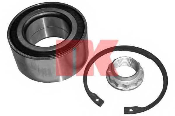 Комплект подшипника ступицы колеса NK 751514 - изображение