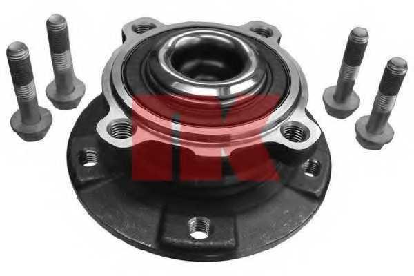 Комплект подшипника ступицы колеса NK 751517 - изображение