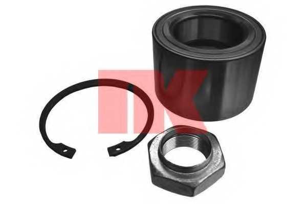 Комплект подшипника ступицы колеса NK 751912 - изображение