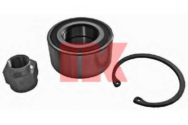 Комплект подшипника ступицы колеса NK 751913 - изображение