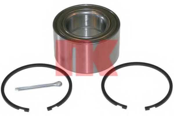 Комплект подшипника ступицы колеса NK 752225 - изображение