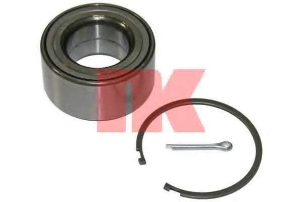 Комплект подшипника ступицы колеса NK 752226 - изображение