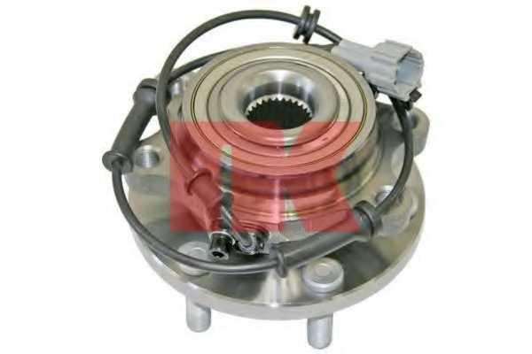 Комплект подшипника ступицы колеса NK 752232 - изображение