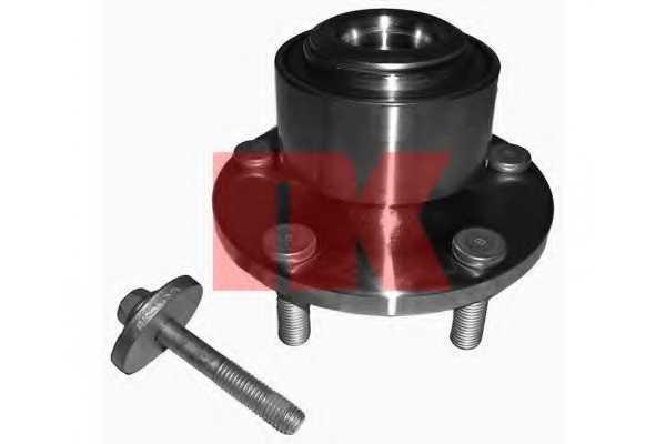Комплект подшипника ступицы колеса NK 752534 - изображение