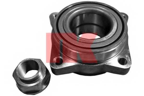 Комплект подшипника ступицы колеса NK 752608 - изображение