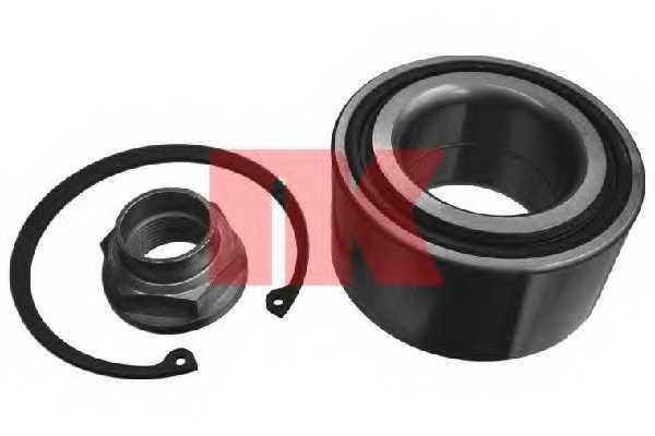 Комплект подшипника ступицы колеса NK 752614 - изображение