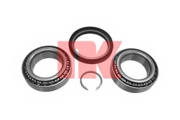 Комплект подшипника ступицы колеса NK 753005 - изображение