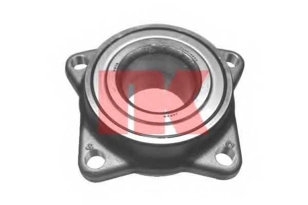 Комплект подшипника ступицы колеса NK 753009 - изображение