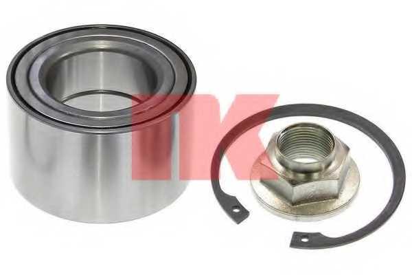 Комплект подшипника ступицы колеса NK 753226 - изображение