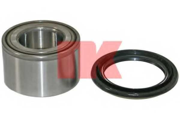 Комплект подшипника ступицы колеса NK 753227 - изображение