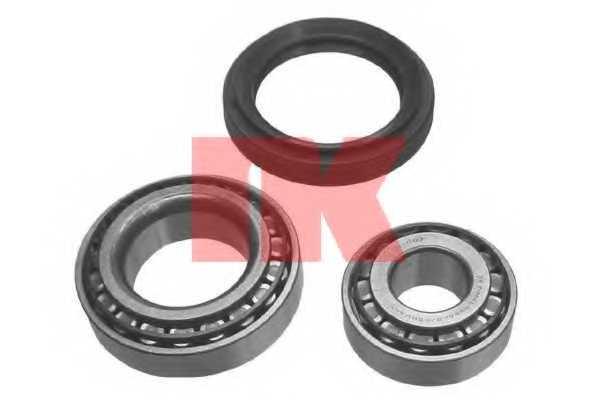 Комплект подшипника ступицы колеса NK 753306 - изображение