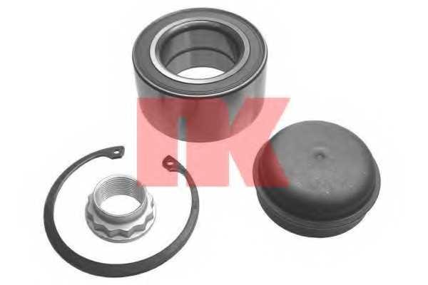 Комплект подшипника ступицы колеса NK 753321 - изображение