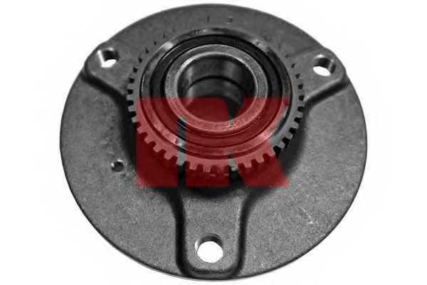 Комплект подшипника ступицы колеса NK 753326 - изображение