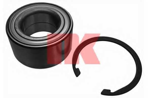Комплект подшипника ступицы колеса NK 753403 - изображение