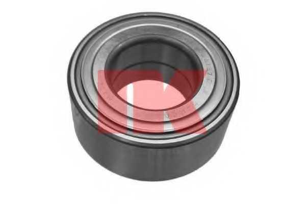 Комплект подшипника ступицы колеса NK 753408 - изображение