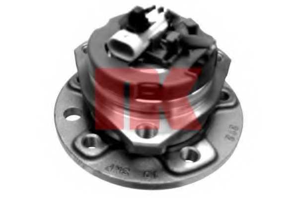 Комплект подшипника ступицы колеса NK 753623 - изображение