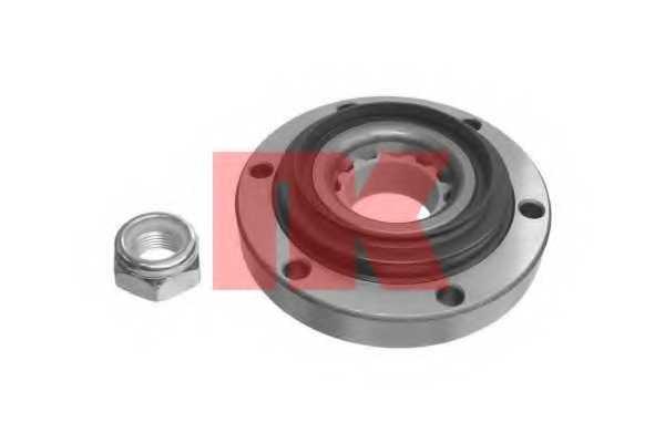 Комплект подшипника ступицы колеса NK 753917 - изображение
