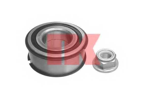 Комплект подшипника ступицы колеса NK 753918 - изображение