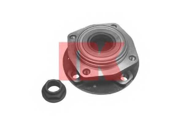 Комплект подшипника ступицы колеса NK 754108 - изображение