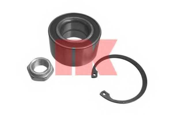 Комплект подшипника ступицы колеса NK 754305 - изображение