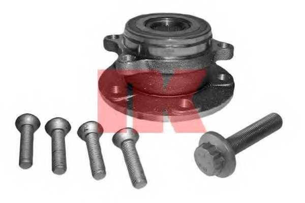 Комплект подшипника ступицы колеса NK 754308 - изображение