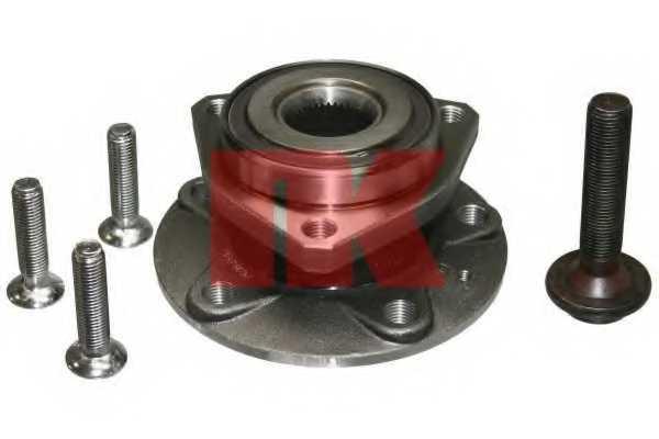Комплект подшипника ступицы колеса NK 754309 - изображение