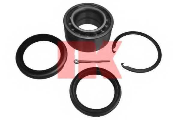 Комплект подшипника ступицы колеса NK 754514 - изображение