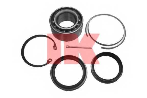 Комплект подшипника ступицы колеса NK 754517 - изображение