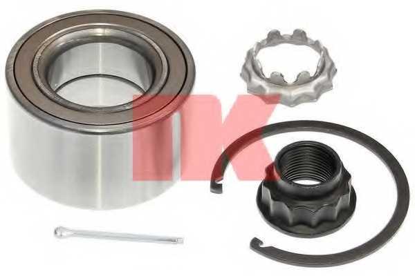 Комплект подшипника ступицы колеса NK 754527 - изображение