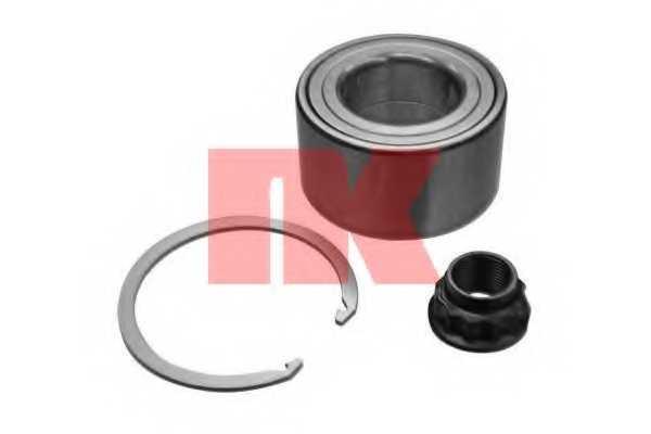 Комплект подшипника ступицы колеса NK 754529 - изображение