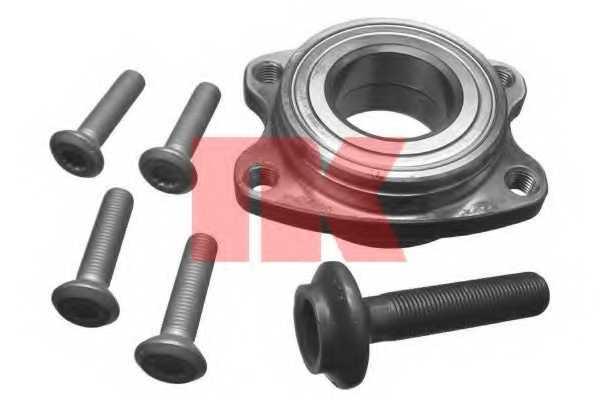 Комплект подшипника ступицы колеса NK 754729 - изображение