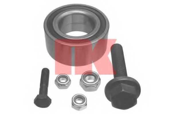Комплект подшипника ступицы колеса NK 754735 - изображение