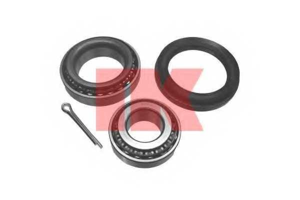 Комплект подшипника ступицы колеса NK 754805 - изображение