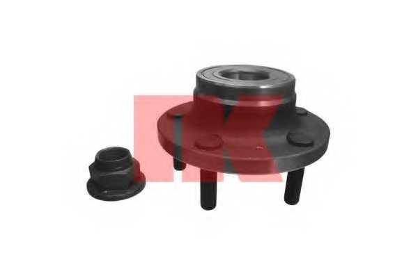 Комплект подшипника ступицы колеса NK 754806 - изображение