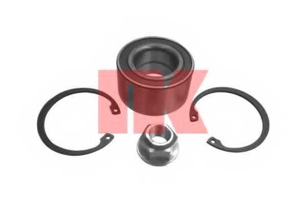 Комплект подшипника ступицы колеса NK 754810 - изображение