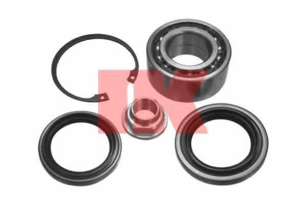 Комплект подшипника ступицы колеса NK 754814 - изображение