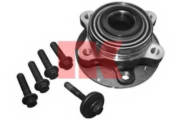 Комплект подшипника ступицы колеса NK 754820 - изображение