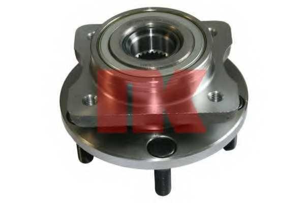 Комплект подшипника ступицы колеса NK 759308 - изображение