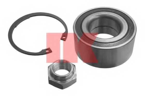 Комплект подшипника ступицы колеса NK 759911 - изображение