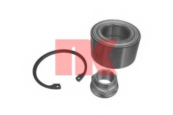 Комплект подшипника ступицы колеса NK 759913 - изображение