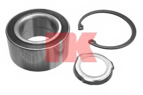 Комплект подшипника ступицы колеса NK 761510 - изображение