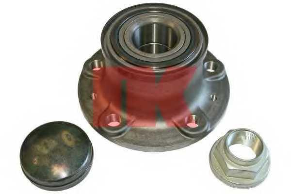 Комплект подшипника ступицы колеса NK 761930 - изображение